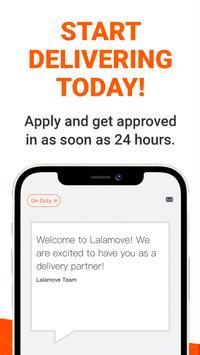 Lalamove Driver - Earn Extra Income captura de pantalla 5