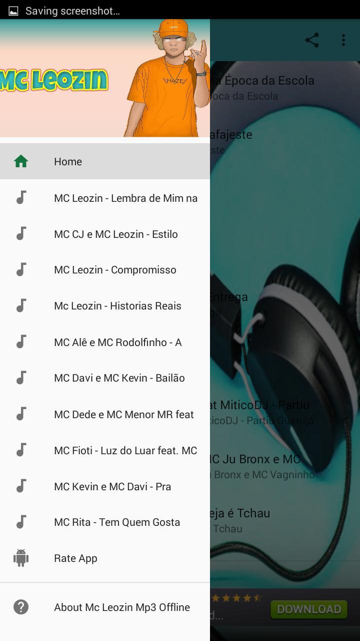 MC Leozin Mp3 Offline for Android - APK Download