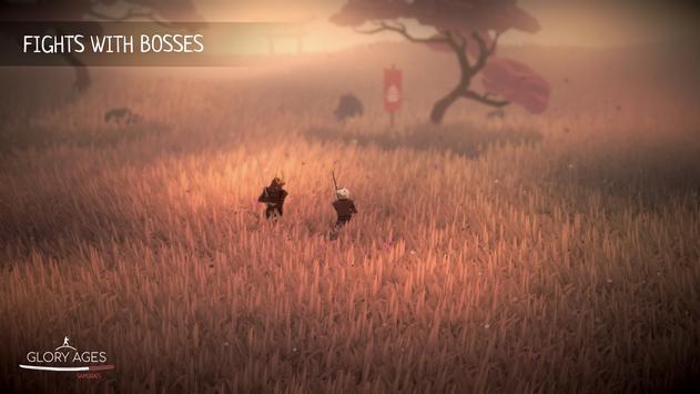 Glory Ages - Samurais تصوير الشاشة 13