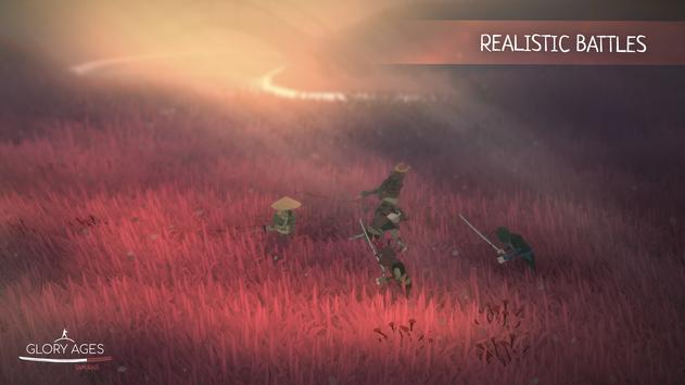 Glory Ages - Samurais تصوير الشاشة 8