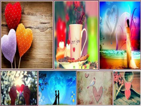 romantic wallpaper screenshot 4