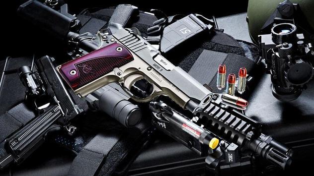 gun wallpaper screenshot 1