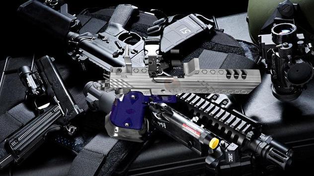 gun wallpaper screenshot 5