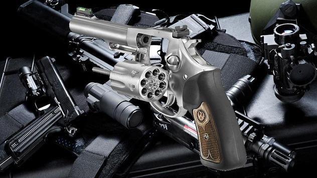 gun wallpaper screenshot 9