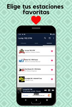 La Ley 102.5 FM screenshot 3