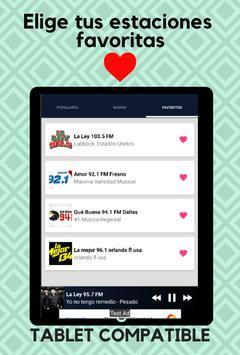 La Ley 102.5 FM screenshot 11