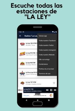 La Ley 102.5 FM screenshot 1