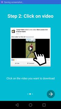 Video Downloader for Facebook screenshot 2