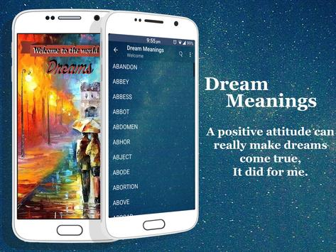 Dream Meanings poster