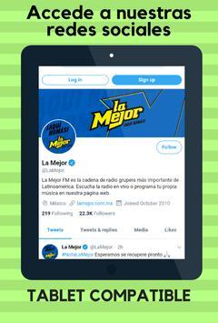 La Mejor Fm screenshot 14