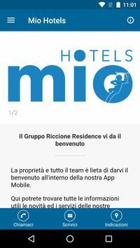 Mio Hotels screenshot 1