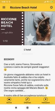 Riccione Beach Hotel poster