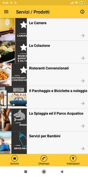 Riccione Beach Hotel screenshot 2