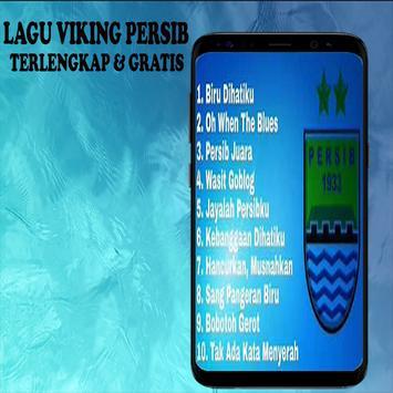 Lagu Viking Persib Bandung Mp3 screenshot 4