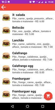 Lan Burgue´s Açaí screenshot 3