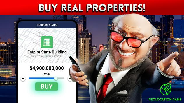 LANDLORD Tycoon Business Simulator Investing Game poster