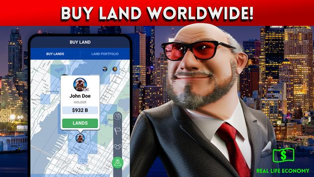 LANDLORD Tycoon Business Simulator Investing Game screenshot 2