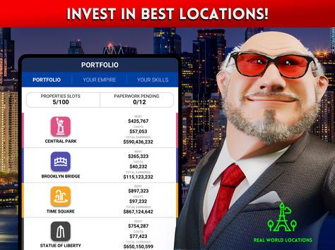 LANDLORD Tycoon Business Simulator Investing Game screenshot 6
