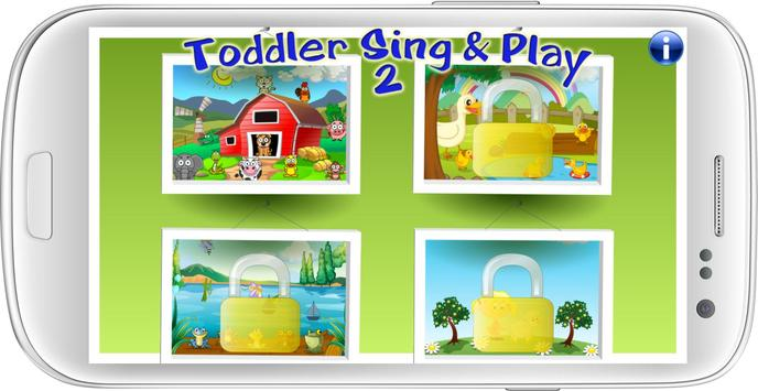 Toddler Sing and Play 2 포스터