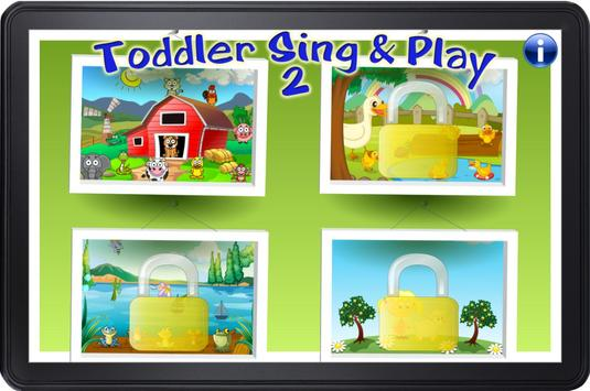Toddler Sing and Play 2 스크린샷 10