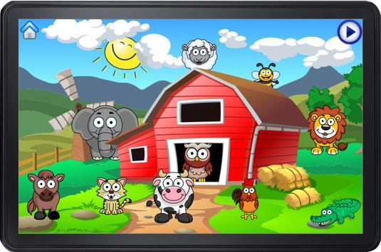 Toddler Sing and Play 2 스크린샷 11