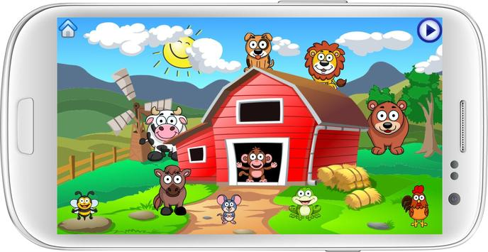 Toddler Sing and Play 2 스크린샷 1