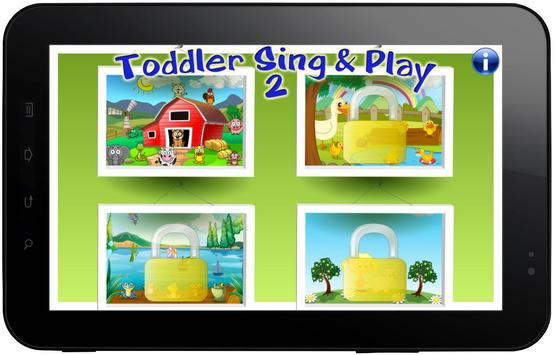 Toddler Sing and Play 2 스크린샷 5