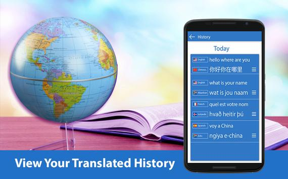 Language Translator  & Translate  All Languages screenshot 16