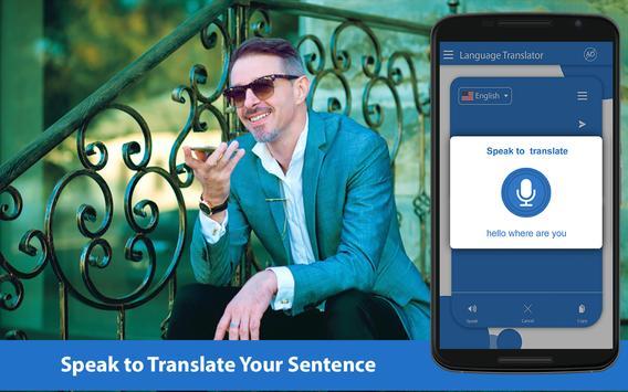 Language Translator  & Translate  All Languages screenshot 8