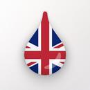 Drops: Belajar gratis bahasa Inggris Britania! APK