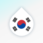 APK Drops:impara la lingua coreana e l'alfabeto Hangul