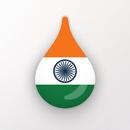 Drops: Belajar gratis bahasa dan alfabet Hindi APK