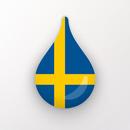Drops: Belajar bahasa dan kata-kata Swedia APK