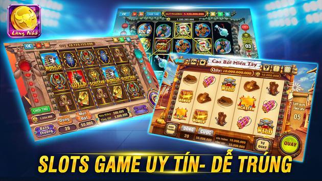 Game đánh bài đổi thưởng dân gian - Làng Nhô Club (Unreleased) screenshot 3