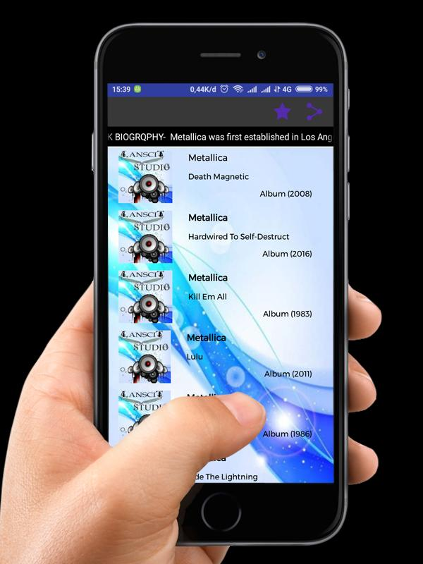 Metallica For Android Apk Download