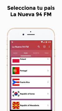 La Nueva 94 FM Puerto Rico Radio 94.7 screenshot 1