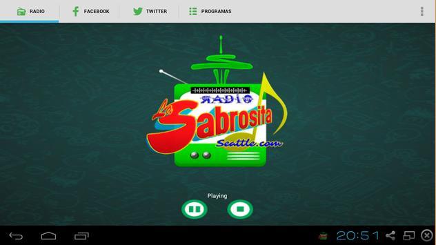 La Sabrosita Seattle screenshot 4