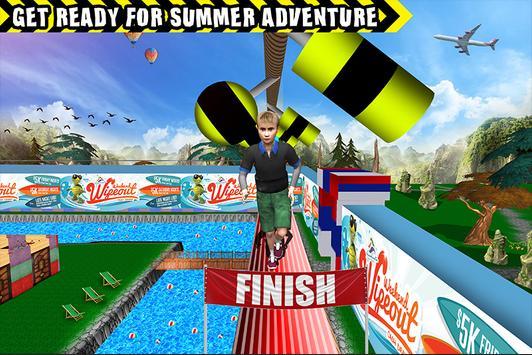Summer Kids Adventure Games poster