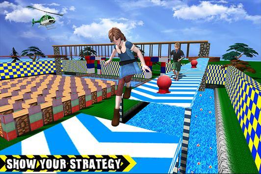 Summer Kids Adventure Games screenshot 1