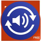 Icona Voce e Audio Manager per WhatsApp da OPUS a MP3