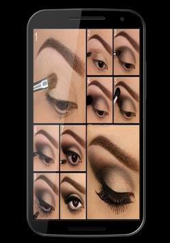 Eye Makeup Step By Step screenshot 1