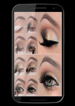 Eye Makeup Step By Step screenshot 3
