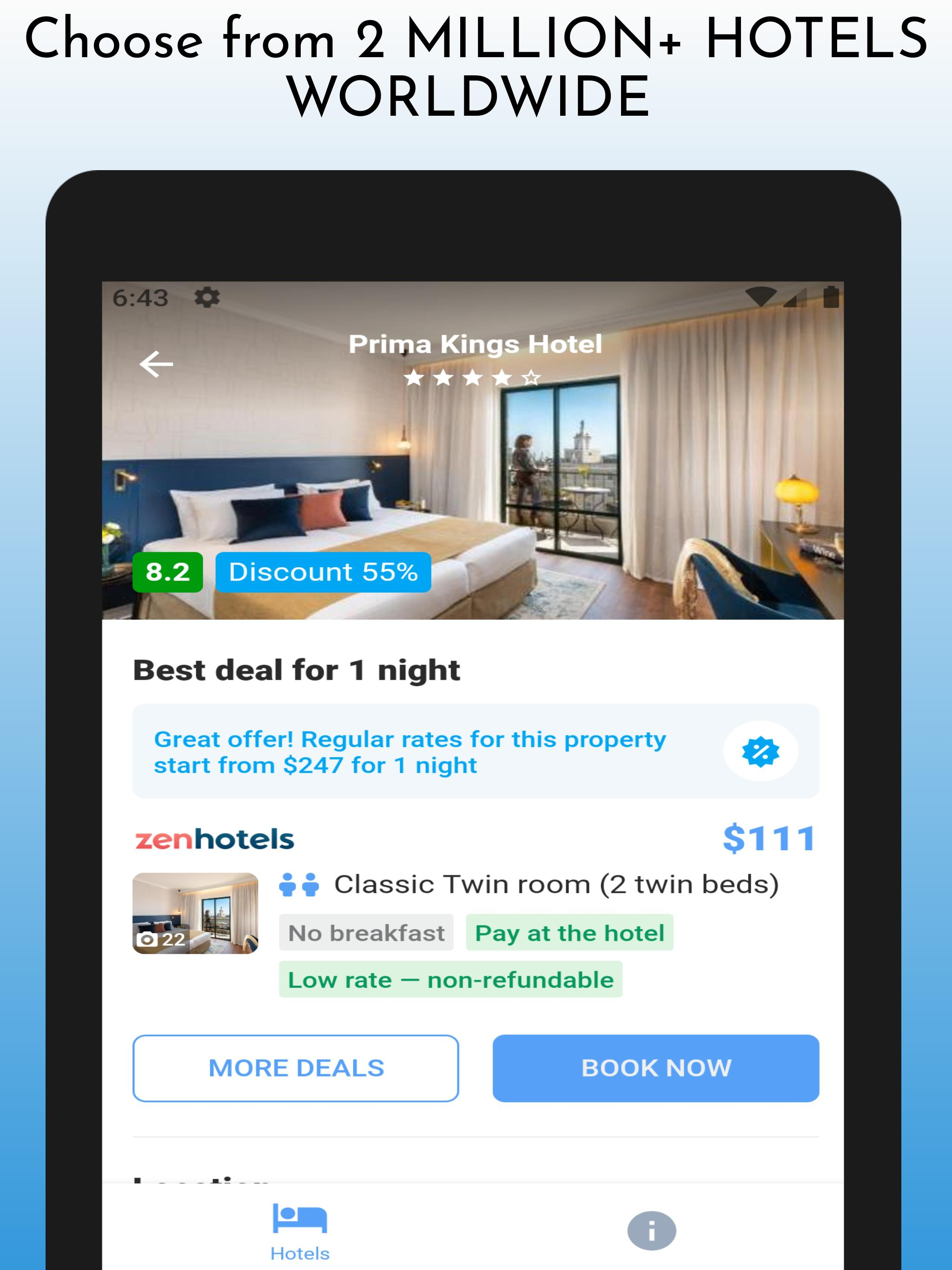 Last Minute Hotel Booking App For Android Apk Download