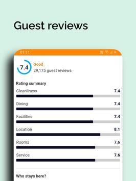 Last-Minute-Hotelbuchungs-App Screenshot 10