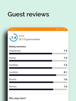 Last-Minute-Hotelbuchungs-App Screenshot 15