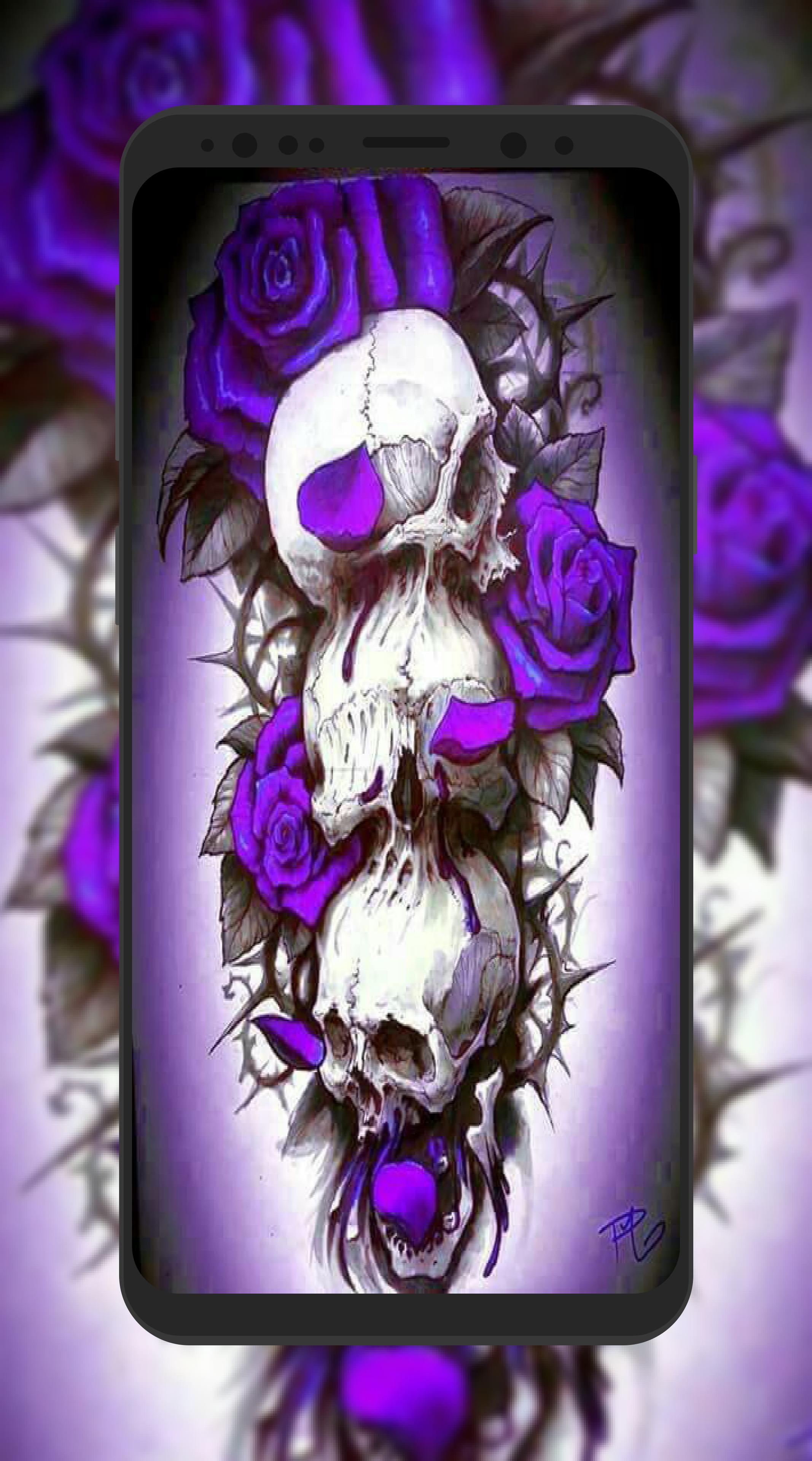 Sugar Skull Wallpapers For Android Apk Download
