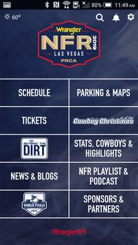 NFR Experience App 2019 poster