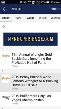 NFR Experience App 2019 screenshot 1