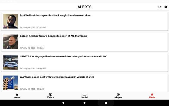 Las Vegas Review-Journal ảnh chụp màn hình 10