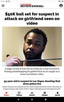 Las Vegas Review-Journal ảnh chụp màn hình 12